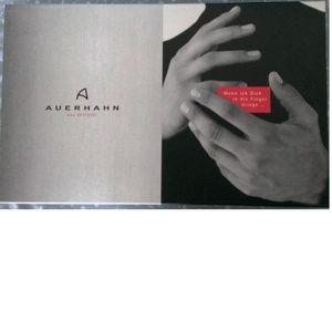 Auerhahn Stainless Steel Flatware Set 24 Piece